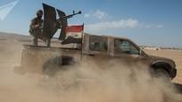 Báo Nga: Syria bất ngờ tấn công sào huyệt khủng bố gần căn cứ quân sự Mỹ