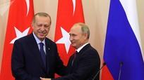 Thổ Nhĩ Kỳ và Nga thành lập khu phi quân sự ở Idlib, Syria