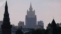 """Bộ Ngoại giao Nga tuyên bố Ukraine đang """"kích động tình hình"""" ở biển Azov"""
