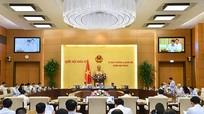 Thường vụ Quốc hội cho ý kiến về nhân sự cấp cao tại phiên họp 28