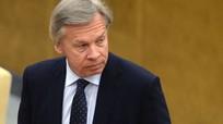 Thượng nghị sĩ Nga: Không nên trông chờ Mỹ tấn công phiến quân Syria dùng vũ khí hóa học