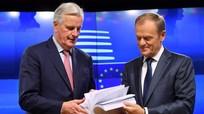 """Đàm phán Brexit: Thống nhất """"hóa đơn ly hôn"""" trị giá 39 tỷ bảng"""