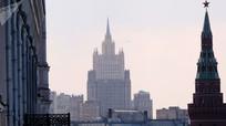 Bộ Ngoại giao Nga ra tuyên bố phản đối mạnh mẽ liên quan đến tình hình ở Biển Đen