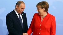 Tiết lộ nội dung điện đàm giữa Vladimir Putin và Angela Merkel