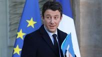 Phát ngôn viên Chính phủ Pháp tháo chạy vì phe 'Áo vàng' đập phá văn phòng