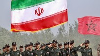 Iran lên kế hoạch diễn tập hàng hải với Nga ở Biển Caspi
