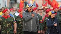 Maduro thề lấy mạng sống để bảo vệ Venezuela