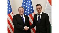 Ngoại trưởng Mỹ thăm Trung Âu: Giành ảnh hưởng từ Nga - Trung có dễ?