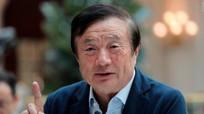 """Chủ tịch Huawei: """"Mỹ không thể đè bẹp chúng tôi"""""""