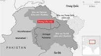 """Nguy cơ phát nổ """"thùng thuốc súng"""" Kashmir"""