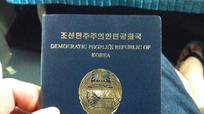 Cuốn hộ chiếu ít người nhìn thấy của công dân Triều Tiên