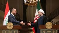 Tổng thống Iran thăm Iraq: Siết tình đồng minh, phá vòng vây của Mỹ?