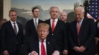 Arab Saudi lên án Mỹ vì công nhận Cao nguyên Golan thuộc Israel
