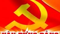 Ban Tổ chức Trung ương: Thực hiện ngay việc rà soát, sàng lọc đảng viên