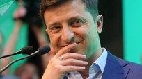 Tân Tổng thống UKraine kêu gọi Mỹ thắt chặt các biện pháp trừng phạt chống lại Nga