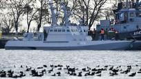 Ukraine kêu gọi Đức tìm cách buộc Nga thả thủy thủ