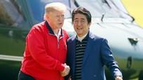Tổng thống Mỹ Donald Trump thăm Nhật: 'Tối đa hóa' lợi ích quan hệ đồng minh