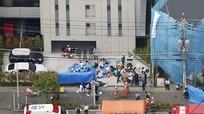 Thủ tướng Nhật chỉ đạo tăng cường an ninh sau vụ tấn công bằng dao