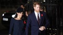 Hoàng tử Harry phớt lờ Trump sau khi ông này nói xấu về Meghan Markle