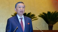 Quốc hội bắt đầu phiên chất vấn, Bộ trưởng Tô Lâm 'đăng đàn' đầu tiên