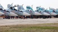 Trong vòng một tuần, 26 máy bay do thám ở biên giới Nga