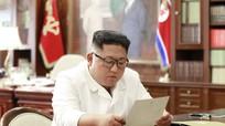 Kim Jong-un nhận 'lá thư tuyệt vời' từ Trump