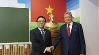 Thúc đẩy quan hệ giữa Việt Nam và các nước thuộc Liên bang Nga