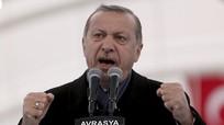 Ông Erdogan gọi S-400 là hệ thống phòng không mạnh nhất thế giới