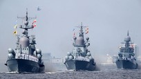 Củng cố sức mạnh 'độc nhất vô nhị' của Hải quân Nga