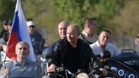 Bộ Ngoại giao Ukraine phản đối chuyến đi của ông Putin đến Crưm