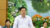 Bộ trưởng Nguyễn Văn Thể thôi làm thành viên Ủy ban Tài chính Ngân sách