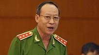 Thượng tướng Lê Quý Vương: Đẩy nhanh điều tra, xử lý án tham nhũng