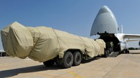 Nga chuyển xong tổ hợp S-400 thứ hai cho Thổ Nhĩ Kỳ
