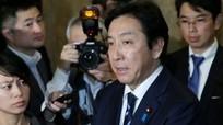 Một bộ trưởng Nhật Bản từ chức vì gửi tiền, hoa phúng viếng cho gia đình cử tri