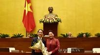 Ông Hoàng Thanh Tùng được bầu làm Chủ nhiệm Ủy ban Pháp luật của Quốc hội