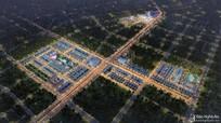 Xây dựng thị xã Thái Hòa thành thành phố trực thuộc tỉnh trước năm 2030