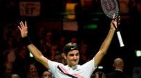Federer trở thành tay vợt lớn tuổi nhất lên ngôi số một thế giới