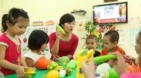 Bộ Nội vụ đề xuất bổ sung gần 27.000 biên chế giáo viên mầm non