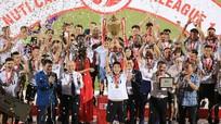 """AFC Champions League: Các CLB ở V-League đừng để """"bị đá"""""""