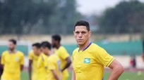 SLNA chia tay Alves dos Santos