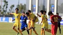U17 Sông Lam Nghệ An có mặt tại Huế đá vòng loại U17 Quốc gia 2019