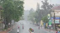 Thời tiết hôm nay 17/6: Nghệ An đêm có mưa vừa, mưa to