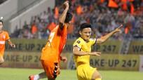 5 cầu thủ thi đấu ấn tượng nhất của SLNA lượt đi V.League 2019