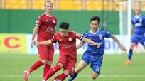 Đội bóng của chủ tịch Nguyễn Hữu Thắng mất 'nhạc trưởng' trong trận gặp SLNA