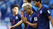 Đội tuyển Thái Lan đứng trước nguy cơ bị loại khỏi vòng loại World Cup 2022, Việt Nam hưởng lợi