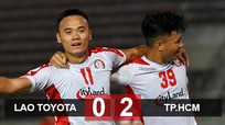 Lao Toyota 0-2 TP.HCM khi siêu dự bị tỏa sáng; Pep muốn hoãn luôn Premier League