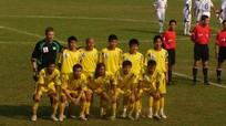 Cựu trung vệ Cao Xuân Thắng: 'Đóa hoa nở muộn' của bóng đá xứ Nghệ