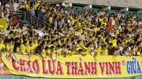 Cổ động viên Sông Lam: Sân nhà thì nhác...?