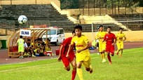 Cựu tiền đạo U17 SLNA Nguyễn Hữu Tuấn và cuộc cạnh tranh vị trí khốc liệt tại Bà Rịa Vũng Tàu