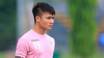Quang Hải bất ngờ phải tập riêng; Nữ cầu thủ Huỳnh Như sẽ sang Bồ Đào Nha chơi bóng